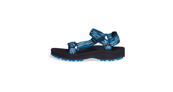 Teva Hurricane 2 Sandals Children Mad Waves Blue